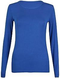 Gildan 64400L Softstyle Womens Ringspun Long Sleeve T-Shirt
