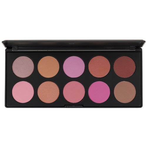Blush Professional 10 Colour Blush Palette