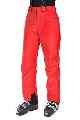 Völkl Team L Pants Full Zip Red 38