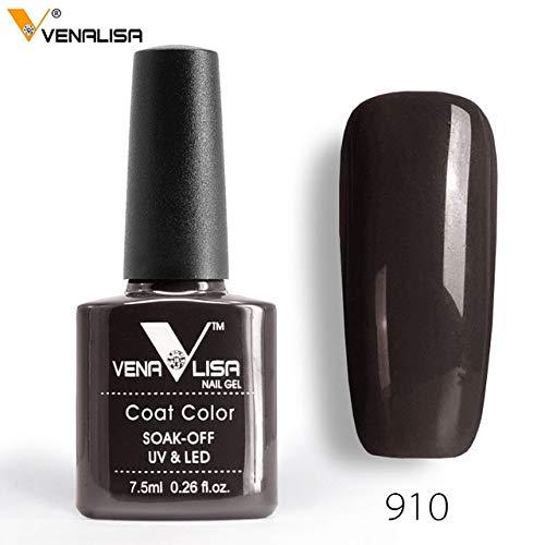 Esmalte uñas gel Venalisa Gel Soak Off UV LED Color