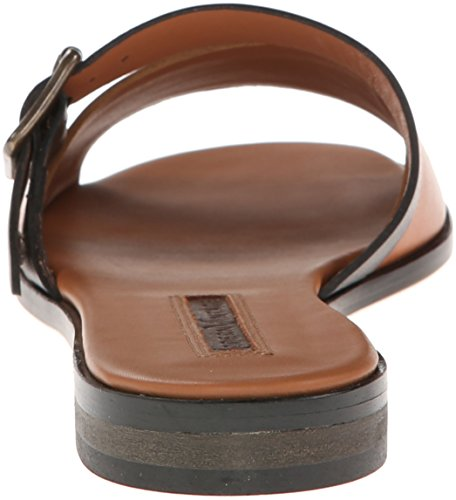 Modern Vintage Creda Cuir Sandale Light Brown