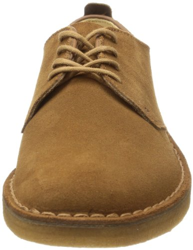 Clarks Originals Desert London, Chaussures de ville homme Marron (Cola Suede)