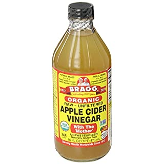 Braggs Organic Apple Cider Vinegar 473 ml (Pack of 1)