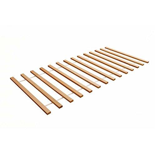 Pharao24 Rollrost Buche für Hochbetten und Etagenbetten 90x200