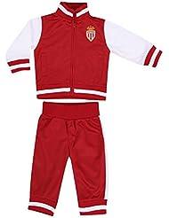 Survêtement AS MONACO - Collection officielle ASM FC - Football - Taille bébé