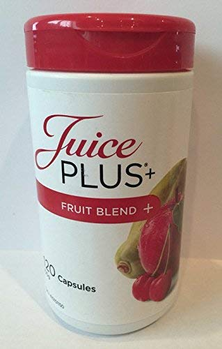 Juice Plus Pillole Premium Miscela di Frutta 120 Capsule 2 Mesi Rifornimento