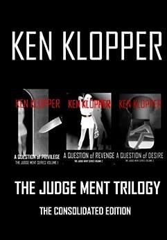 The Judge Ment Trilogy (English Edition) di [Klopper, Ken]