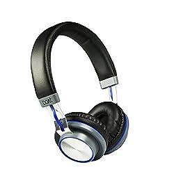 boat Rockerz 390 Royal Blue Bluetooth Wireless Headphone
