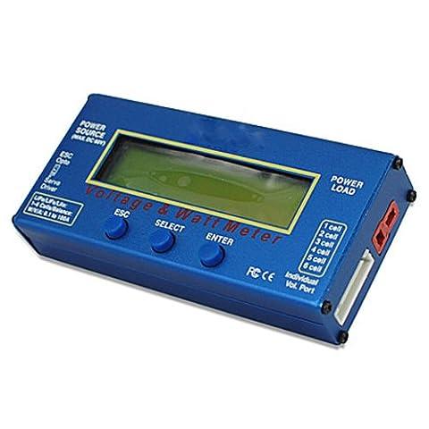 douself Digital Functions 60V 100A Balance Voltage Power Analyzer Watt