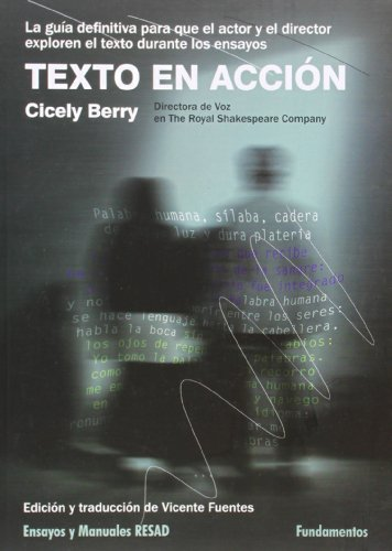 Texto En Acción (Arte / Teoria teatral)