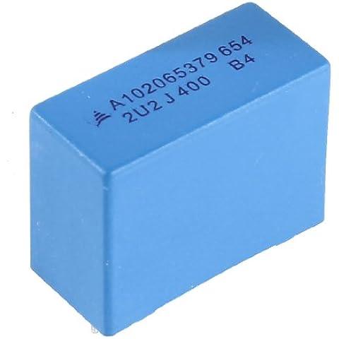 Sourcingmap - 2.2uf 400v 50 / 60hz condensatore motore a