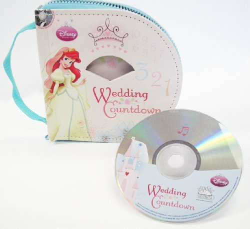 Disney Princess: Wedding Countdown (Zip & Carry)