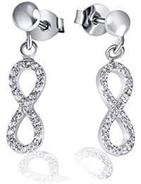 Goldmaid - Fo O6542S - Boucles d'Oreille Femme - Argent 925/1000 - Oxyde de Zirconium