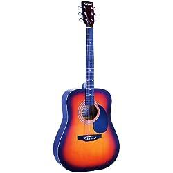 Guitarra acústica Falcon FG100SB - de cuerdas metálicas
