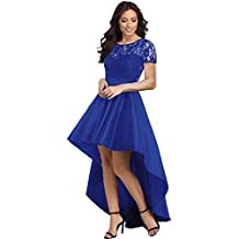 hot sale online 30773 f3077 Vestiti Eleganti In Blu - Spedizione gratuita via ... - Amazon.it