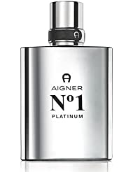 Aigner Nr 1 Platinum pour Homme Eau de Toilette 100 ml
