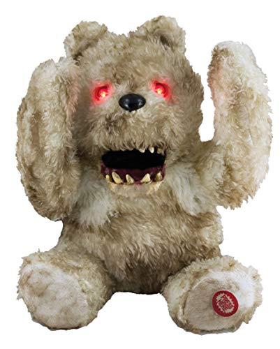 Halloween Bär Mit Sound - Kuscheliger Zombie Horror Teddybär als Halloween