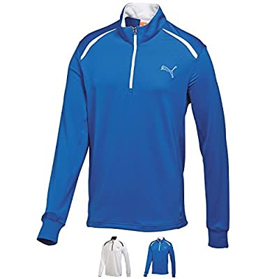 Puma Golf LS 1/4 Zip
