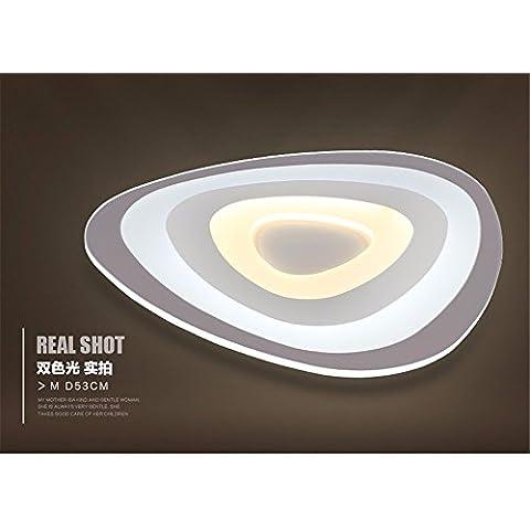Europei Indoor lampadario lunga fantasia creativa lampadari-372 lampada da soffitto illuminazione lampadari? lucido bianco luce , 78cm di diametro