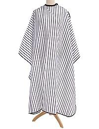 YYALL Peluquería Cabo Salón Delantal Vestido Impermeable Paño Corte de Pelo Cabello Tintura Anti estático Cabello