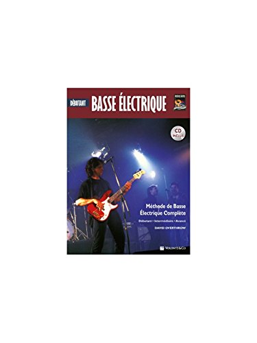 Basse Electrique Debutant + Cd