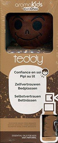 KIT Teddy (Peluche + spray) : confiance en soi, pipi au lit par collectif