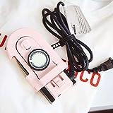 Yaoaoden Tragbare Handheld Eisen Mini Kleine Haushalt Falten praktische Reise Kleidung hängen Maschine für Haus Sachen (Farbe zufällig