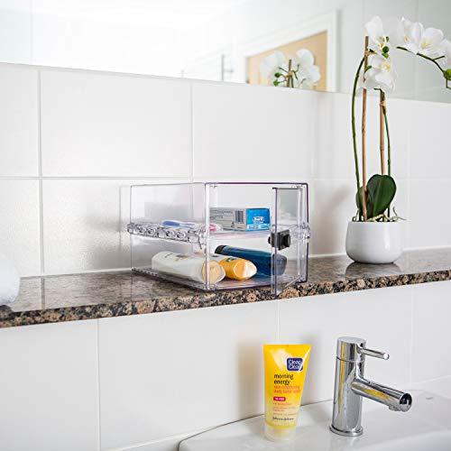 41ht5CANYhL - Lockabox One | Caja de seguridad compacta e higiénica para alimentos, medicinas y seguridad en el hogar