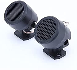 Lowrence Car Round Tweeter Speakers for - All Cars