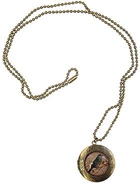 wunderschöne Vintage Medallion Kette