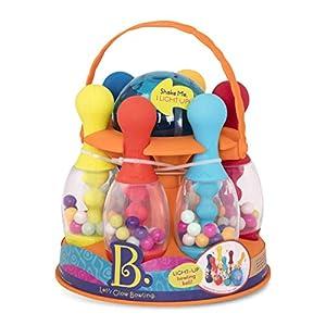 B. Toys B.Toys Let