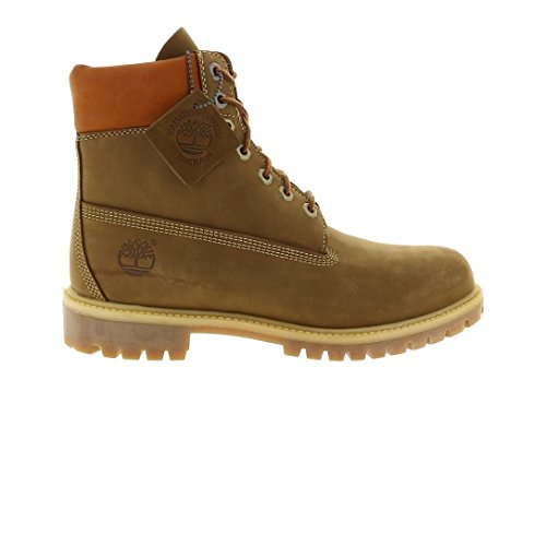 Timberland 6in Premium Boot Dark Rubber CA19SM, Boots