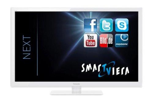 Panasonic TX-L37ETW5W Smart Viera - Televisor 3D con retroiluminación LED (37'/93 cm, eficiencia energética...