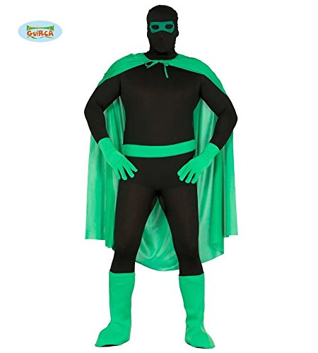 SET - SUPER HERO - grün, Verfilmumg Held -