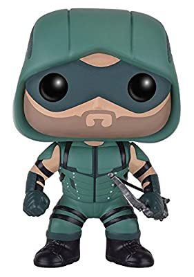 Funko - Figurine POP TV: Arrow - Green Arrow