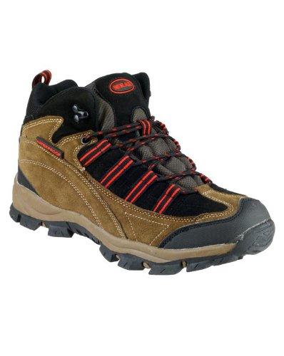 Mirak Kentucky Hiker Hommes Chaussures De Randonnée Hiking Bottes Pu Supérieure
