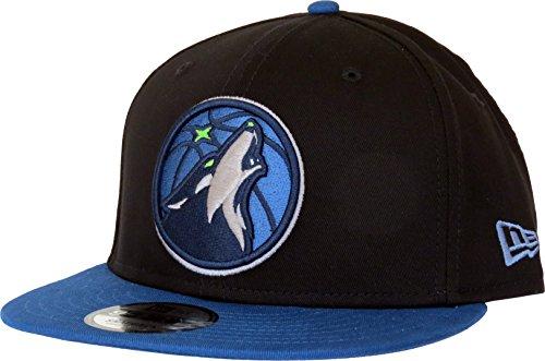New Era 9FIFTY NBA Team Minnesota Timberwolves Snapback Cap S/M - 54,9-59,6 cm (Minnesota Timberwolves Hat)