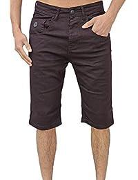 Homme Design Arrested Development Short Jeans Skinny Coupe Fuseau 5 Poches Classique Chino Legend 2 Couleurs Bas Sergé Pantalon Chino