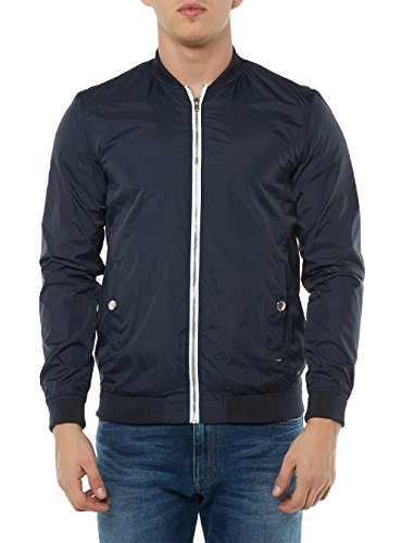 !Solid Jacket - Garren-Giacca Uomo    Dunkelblau M
