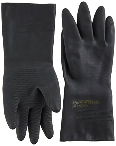 ansell-extra-87-950-natural-rubber-latex-gloves-chemical-liquid-protection-black-size-95-10-pack-of-