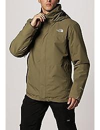The North Face  - Cortavientos para hombre, color marrón, talla XL