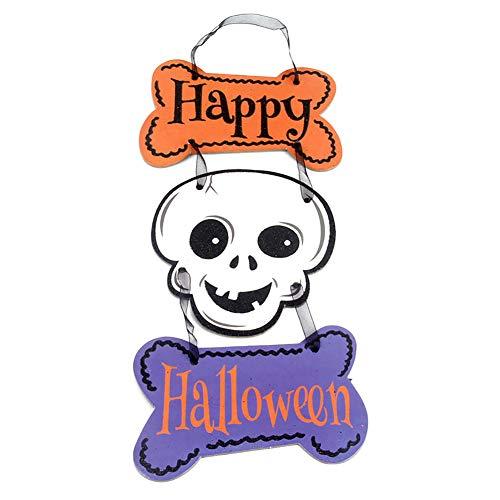 Halloween ?? Brief Liste ?? Tag 1 Packung für Festival Cosplay Halloween Kostüm ()