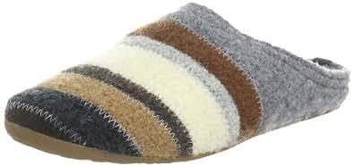 haflinger prisma damen flache hausschuhe schuhe handtaschen. Black Bedroom Furniture Sets. Home Design Ideas