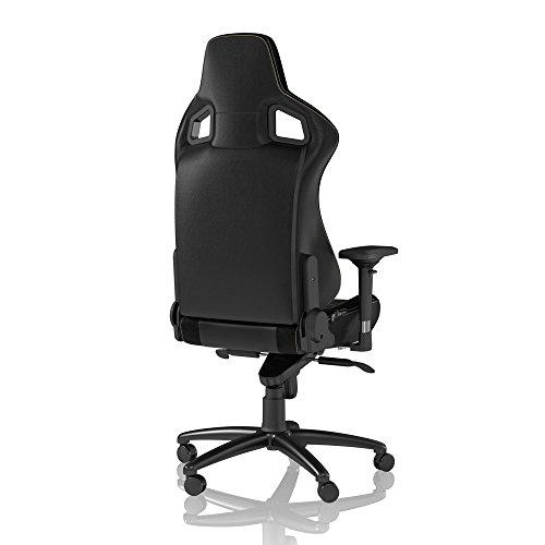 noblechairs EPIC Gaming Stuhl – schwarz/gold - 2