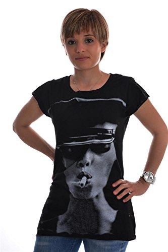 Spital Fields London -  T-shirt - Donna nero Medium
