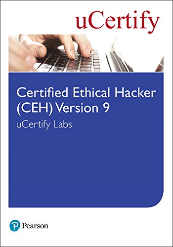 Certified Ethical Hacker (Ceh) Version 9 Ucertify Labs Access Card (Certification Guide) por Ucertify