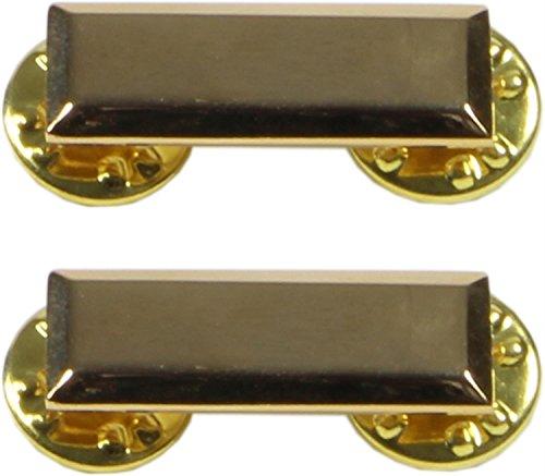us-rangabzeichen-aus-metall-mit-nadelverschluss-in-verschiedenen-ausfuhrungen-farbe-second-lieutenan