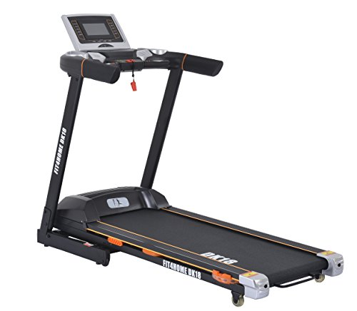 0585949df40 F4H Olympic DK18 Auto Lubricating Shock Absorbing Motorised Folding  Treadmill - Best Fitness