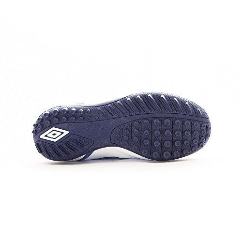 Umbro Classico 4 Tf Jnr Baskets pour enfants Blanco / Blueprint