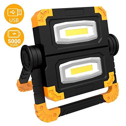 T-SUN Foco LED Recargable
